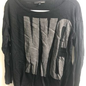 NYC sweater, size small.